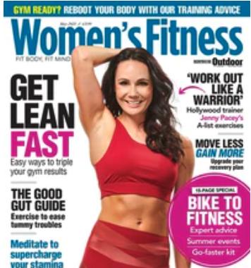 Arj in Women's Fitness